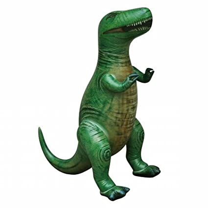 Amazon.com: Jet Creations di-tyr5 hinchable T-Rex ...