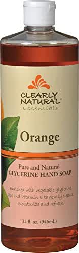 Clearly Natural Liquid Soap Orange - Refill Clearly Natural 32 oz Liquid
