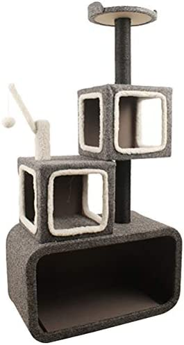 ZALIANG Suave y Confortable CatS Home Cat Cage Cat ...