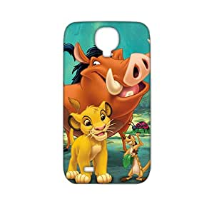 lion king 3D Phone Case for Samsung GALAXY S4