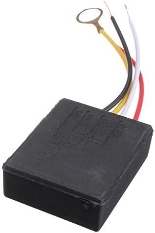 LaDicha 5 Pcs AC 220 V 3 Voies Touch Control Commutateur Capteur Gradateur Lampe Bureau Pi/èces De Lumi/ère