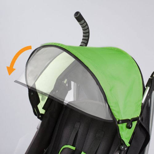 Summer Infant 2014 3D Lite Convenience Stroller, Tropical Green Discontinued by Manufacturer