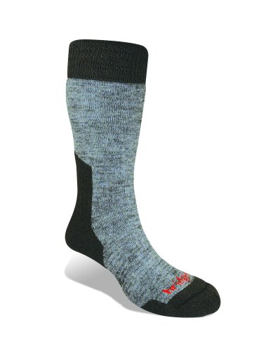 Bridgedale Men's MerinoFusion Summit Socks, Grey, Medium ()