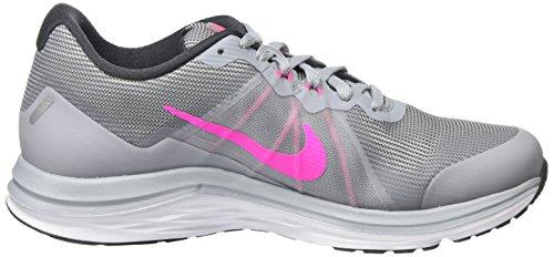 buy popular 1a335 30fd1 Nike Dual Fusion X 2, Chaussures de Running Femme, Gris (Gris Loup Blanc  Anthracite Explosion Rose), 40.5 EU  Amazon.fr  Chaussures et Sacs