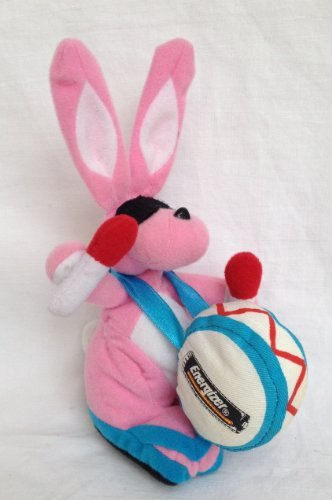 Energizer Bunny 7' Plush Bean Bag