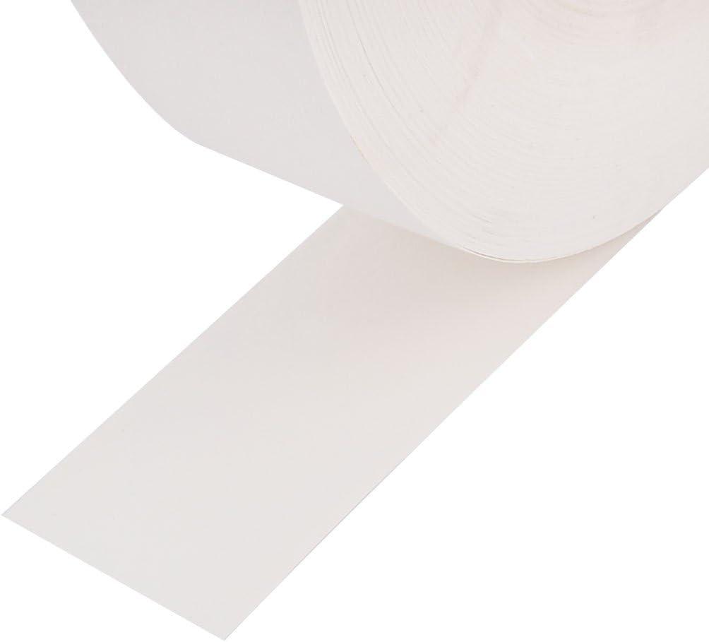 sourcingmap Cinta Para Juntas de Papel Placas de Yeso Rollo Blanco 18cm de Di/ámetro