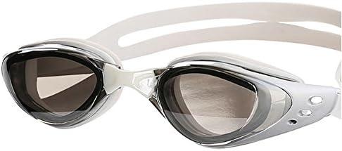 Fanceey Gafas de natación profesionales antivaho para ...