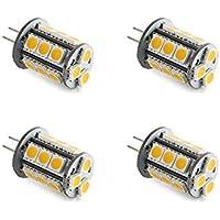Makergroup T3 G4 Bi-pin LED Light Bulb 12VAC/DC Low...