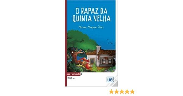 RAPAZ DA QUINTA VELHA LPO3: O rapaz da quinta velha: Amazon ...