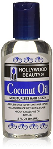 Hollywood Beauty Coconut Oil Ounce product image