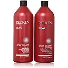 Redken Color Extend Shampoo and Conditioner (33.8oz) Duo Set