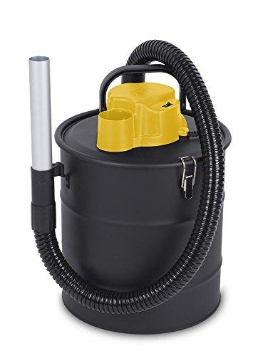 1200 W 240 V 20 Litros PowerPlus POWX300 Aspirador de Cenizas Negro Amarillo