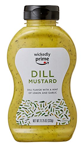 Wickedly Prime Mustard, Dill, 11.75 -
