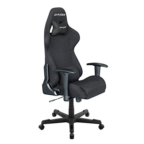 41tRaVp0OvL - DX-Racer-FD01N-Black-Racing-Bucket-Seat-Office-Chair-Gaming-Ergonomic-with-Lumbar-Support