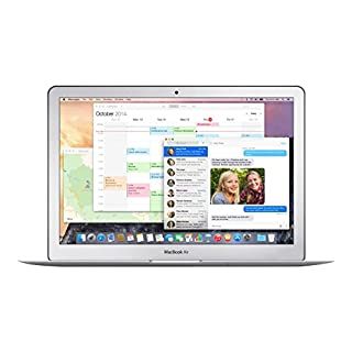 Apple MacBook Air 13in Core i5 1.6GHz (MJVG2LL/A), 8GB Memory, 256GB Solid State Drive (Renewed)