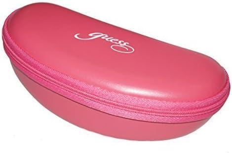 Guess - Funda de gafas - para hombre rosa rosa: Amazon.es: Ropa y accesorios