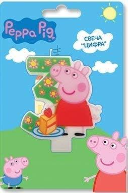 Amazon.com: Peppa Pig suministros para fiesta de cumpleaños ...