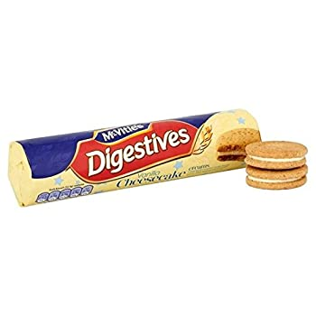 McVities Cheesecake Creams Vanilla 168g