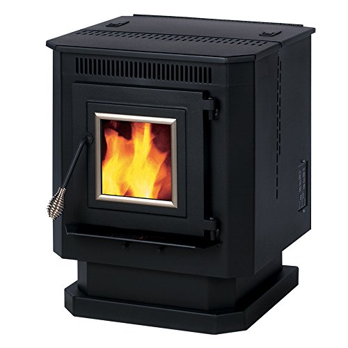 Summers Heat 55-SHP10 Pellet Stove 1,500 Square Foot