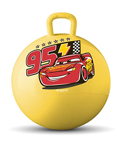 Hedstrom Cars 3 Hopper Ball, Hop Ball For Kids, 15 Inch