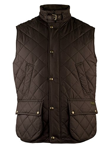 Polo Ralph Lauren Mens Quilted Outerwear Vest - S - - Rl Co Double And