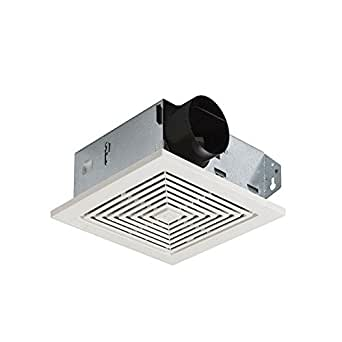 Broan 671 Ceiling and Wall Mount Ventilation Fan - Built