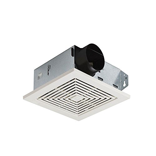 Broan 671 Ceiling and Wall Mount Ventilation Fan - Metal Bath Fan