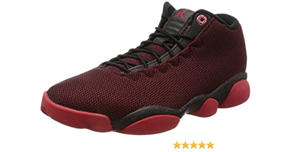 Nike Jordan Men s Jordan Horizon Low Black Gym Red-White 32e1e6a5d4