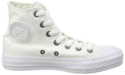 Ctas Mono Chaussures Converse Bianco wei Hi Fitness De Mixte Adulte H5dtTqUw