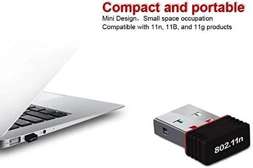 with Retail Box and CD Driver Wholesales 100pcs Nano 150Mbps Mini USB Wi-Fi Wireless Adapter IEEE 802.11n g b Mini Antena MTK7601 Chip