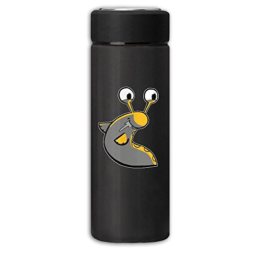 - Cute Slug Vacuum Cup Stainless Steel Frosting Travel Mug With Tea Leaf Filter,Business Vacuum Bottle