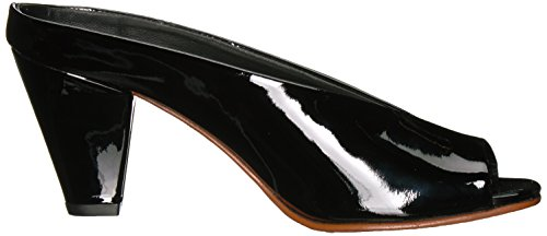 Rachel Comey Mujeres Rouse Mule Black Patent Leather