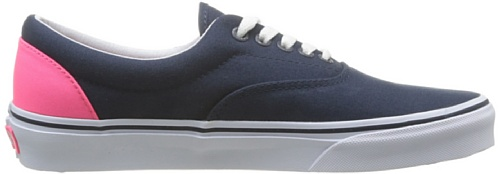 Vans U Era - Zapatillas de tela unisex Azul (Heel Pop Dres)