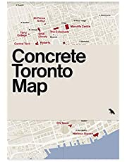 Concrete Toronto Map: Guide to Brutalist and Concrete Architecture in Toronto