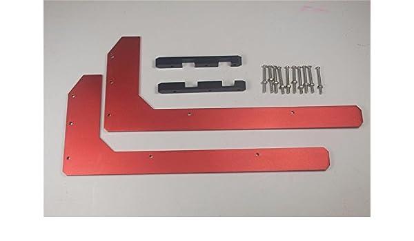 HEASEN - Soporte de brazo de aluminio para impresora 3D, diseño de ...