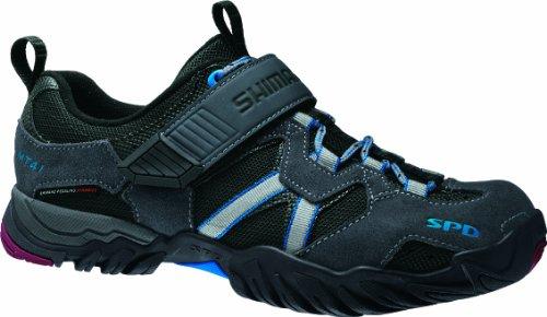 Shimano MTB de trekking–Zapatillas de SH MT41 gris