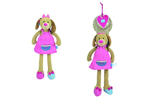 lief! 6305881132 Plush Dog for Girls, 35 cm from lief!