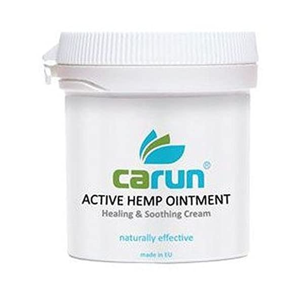 Carun Organic Active Hemp Ointment 100ml