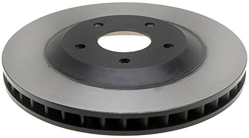ACDelco 18A946 Professional Front Passenger Side Disc Brake Rotor Assembly