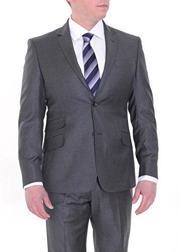jude-silver-slim-fit-solid-charcoal-gray-loro-piana-fabric-super-130s-wool-suit