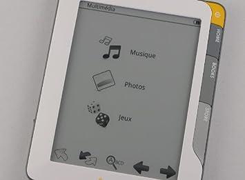 9ec685f1f046b FNAC FnacBook Livre Numérique 3G & Wifi + 50 Livres: Amazon.fr: High ...