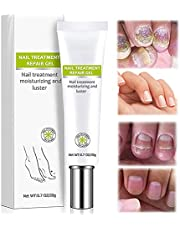Toe Be Health Instant Beauty Gel, Protects Toenail and Fingernail, Fix and Renew Damaged, Broken, Cracked and Discolored Nails