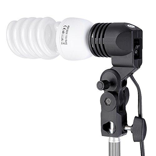 StudioFX Photography Photo Portrait Studio 600W Day Light Umbrella Continuous Lighting Kit by Kaezi CHDK3 by StudioFX (Image #2)
