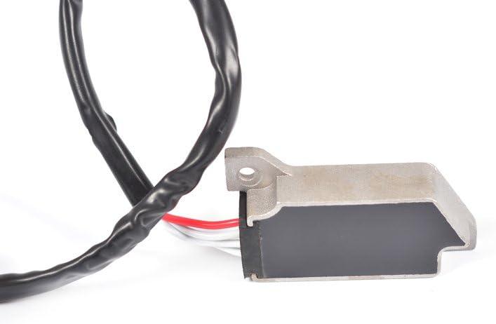 XV700 Virago 1986-1987,XV750 Virago 1988-1996 Tencasi Rectifier Voltage Regulator for Yamaha XV535 Virago 1987-1990 /& 1993-1996 XV1100 Virago 1984-1996