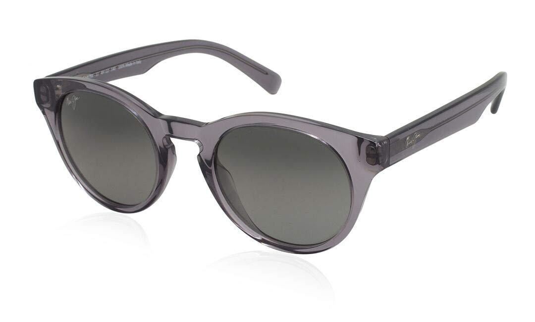 ویکالا · خرید  اصل اورجینال · خرید از آمازون · Maui Jim Dragonfly GS788-11 | Polarized Translucent Grey Fashion Frame Sunglasses, Neutral Lenses, with Patented PolarizedPlus2 Lens Technology wekala · ویکالا