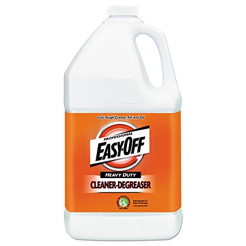 Professional EASY-OFF 89771CT Heavy Duty Cleaner Degreaser Concentrate, 1 Gallon Bottle (Case of 2) by Professional EASY-OFF®