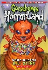 Weirdo Halloween by R. L. -