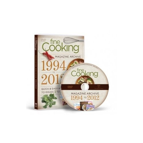Download Fine Cooking's 2012 Magazine Archive PDF