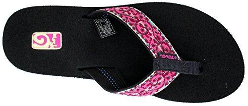 Teva Mush 2 W's 8737 - Chanclas para mujer rosa - Pink (568 companera pink)