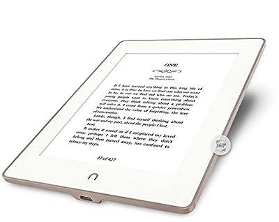Barnes & Noble NOOK GlowLight Plus eReader - Waterproof & Dustproof (BNRV510) & BlueProton USB 3.0 SD Card Reader from BlueProton